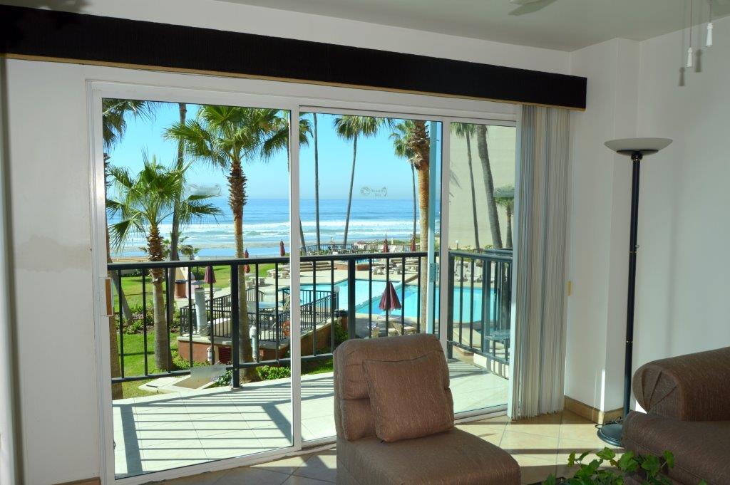 Cdm 201 2br 2ba Oceana Rosarito Inn